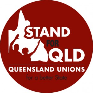 STAND FOR QLD LOGO CIRCLE
